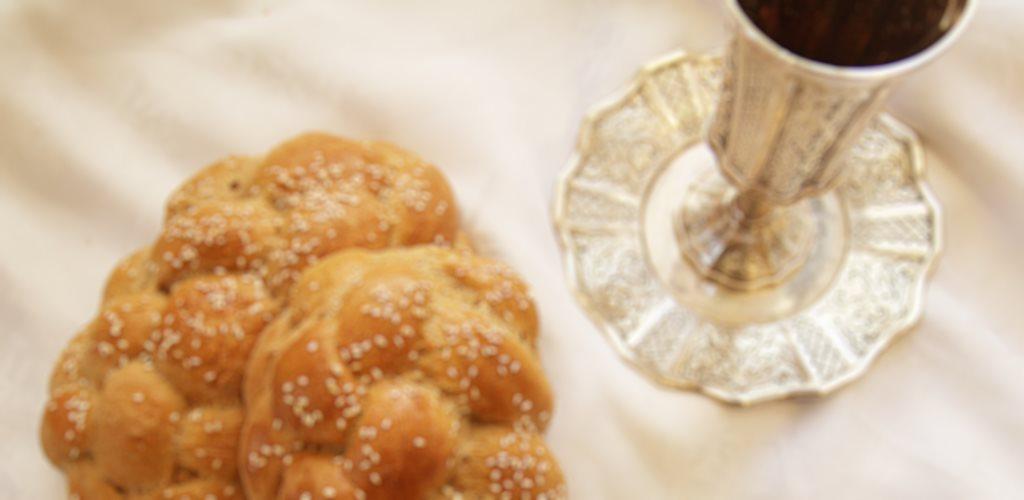 Pain de Shabbat et Kiddoush